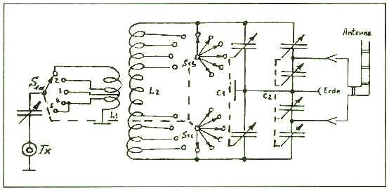 Annecke Koppler 200 Watt Schaltung