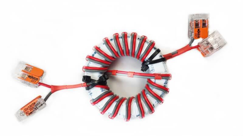 Balun für undefinierte Impedanz