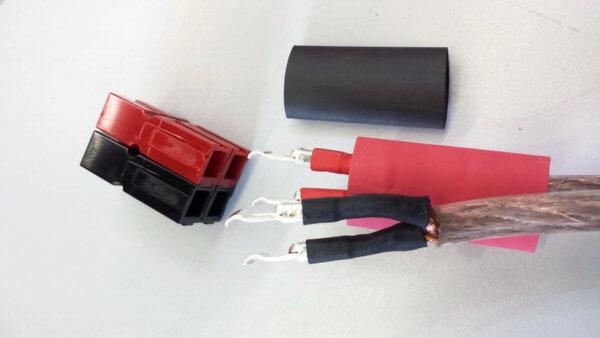 Mehr Ampere mit Standard Powerpole