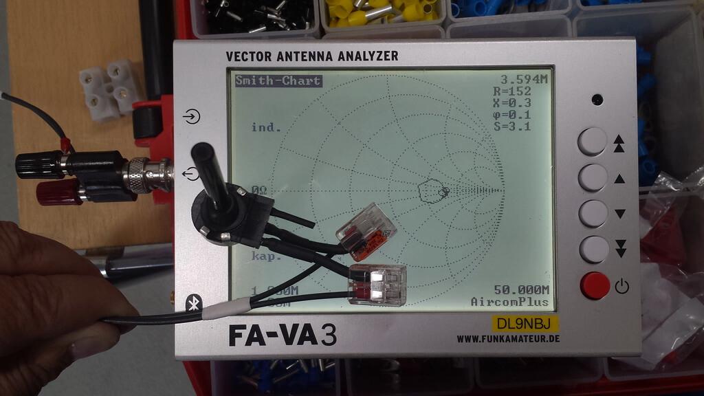 FA-VA3 Smith Chart
