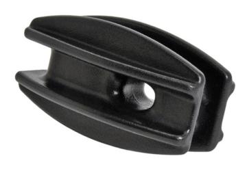 Isolator Kunststoff Schwarzp preiswert